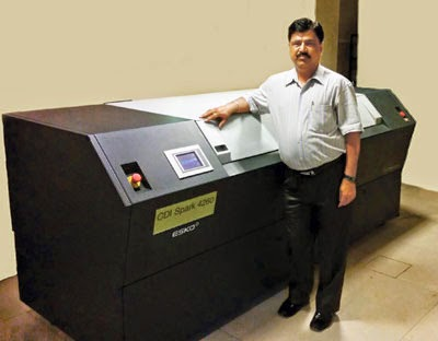 Labels India: Matching gravure quality with flexo using