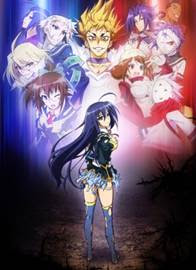 Medaka Box: Abnormal Episódios