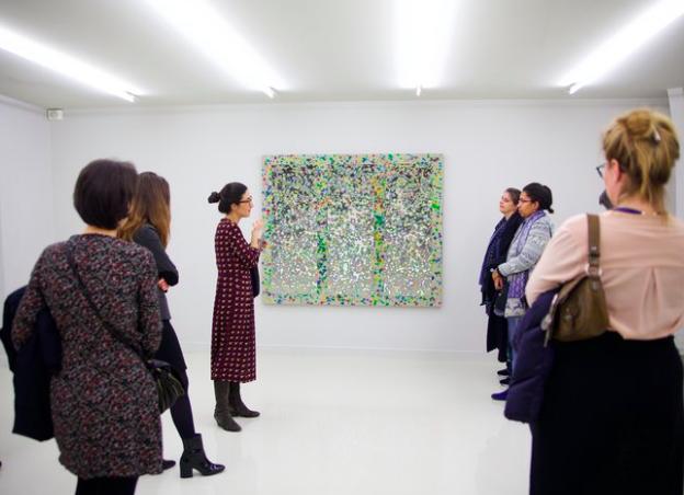 Galerie Bessières Lart Contemporain Sancre à Chatou 78