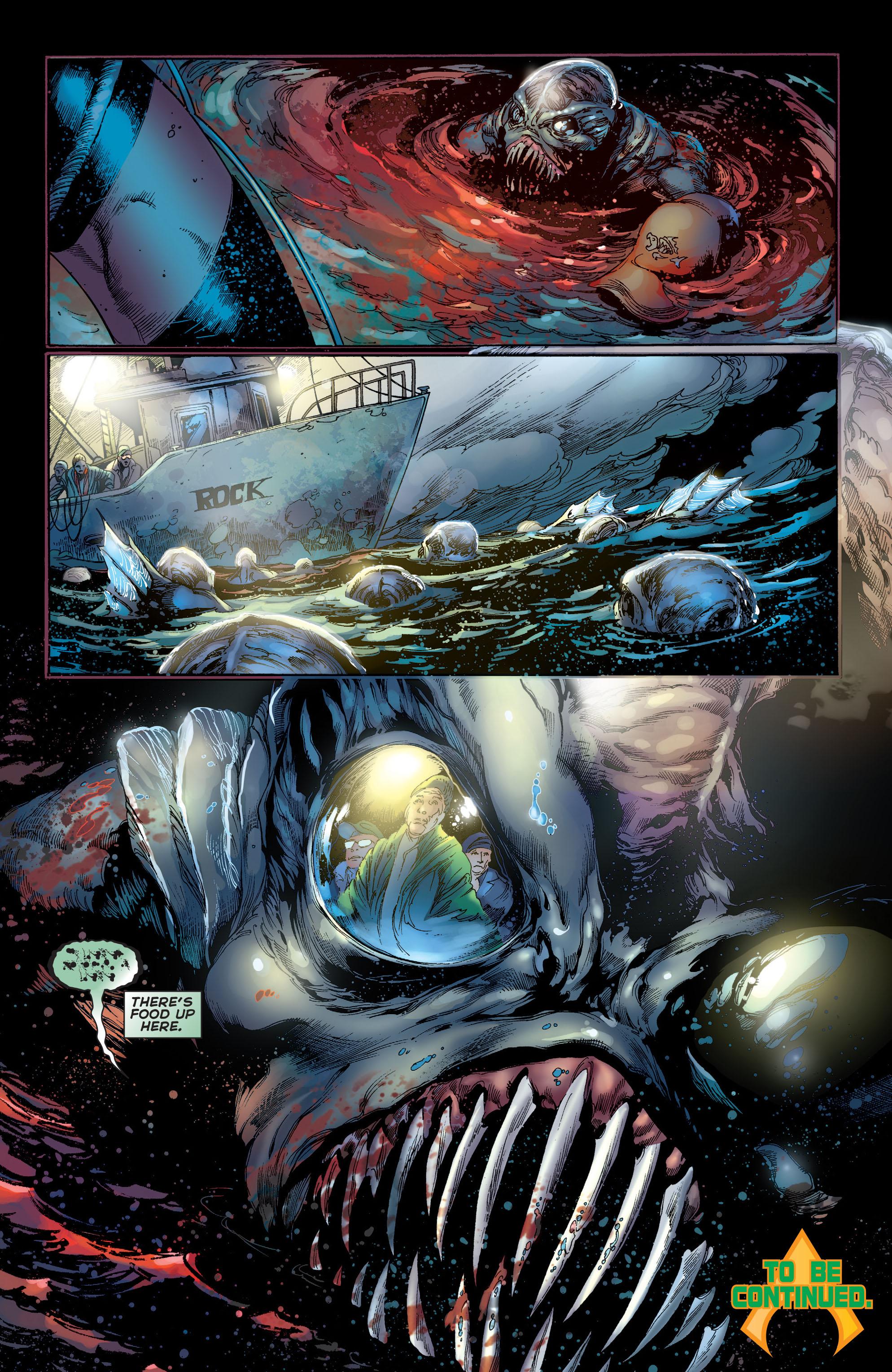 Read online Aquaman (2011) comic -  Issue #1 - 24