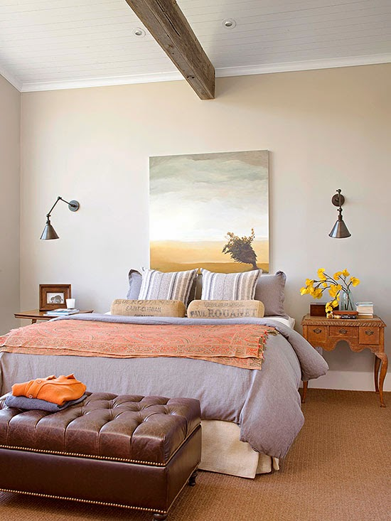Modern Furniture: 2014 Casual Bedrooms Decorating Ideas on Bedroom Decor  id=30313