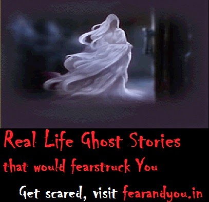 essay on ghosts are real