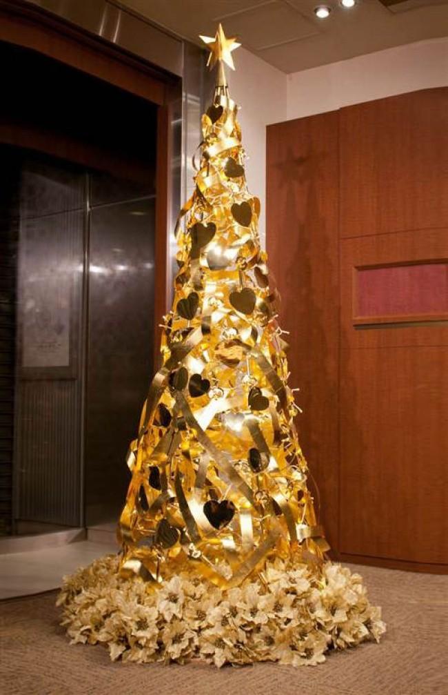 Los árboles de Navidad más sorprendentes 9