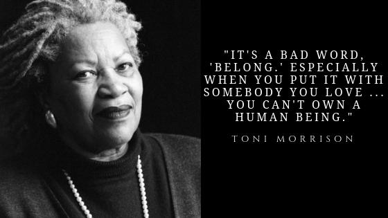 Image of: Scientists Toni Morrison Quotes Sayingimagescom Toni Morrison Quotes Famous Beloved Author Sepher Quotes