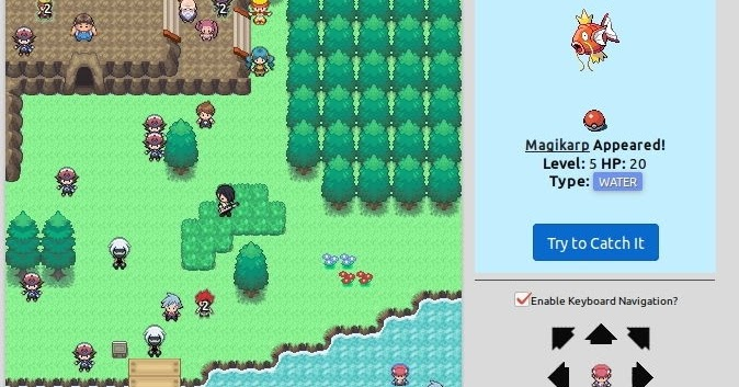 8 Giochi Pokemon online e per PC