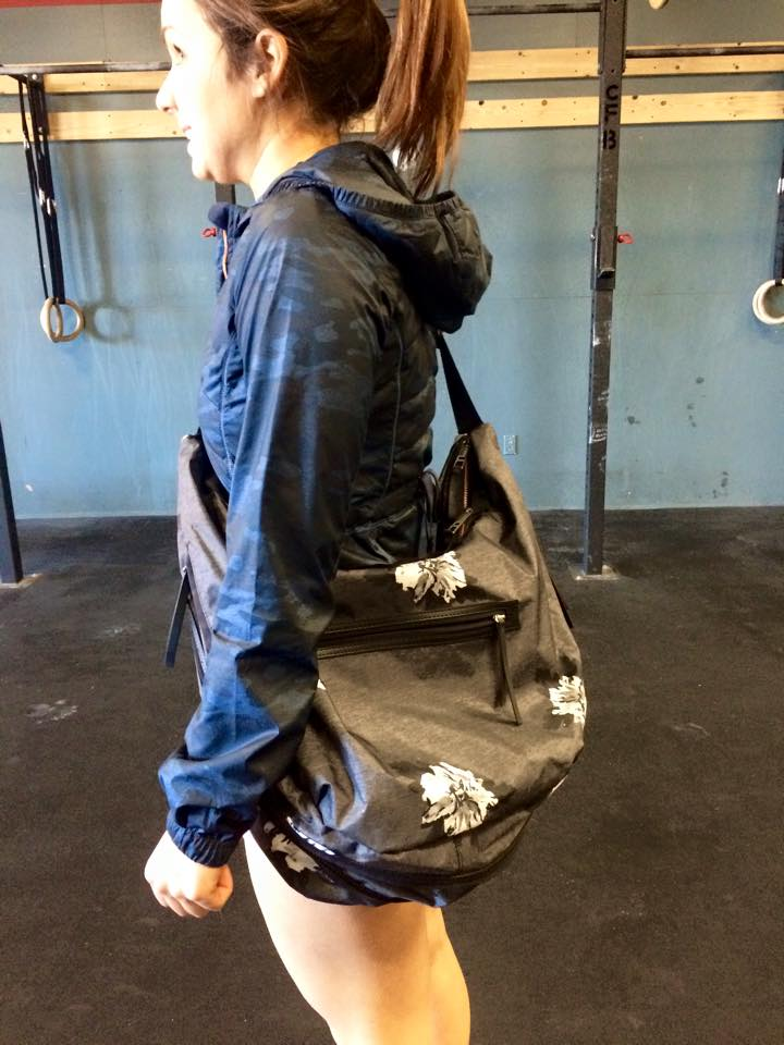 lululemon resolution hobo bag