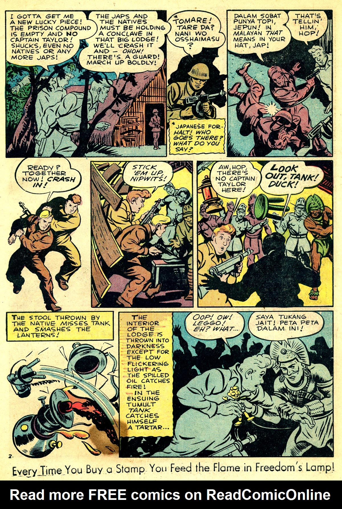 Read online All-American Comics (1939) comic -  Issue #60 - 45