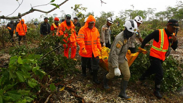 BNPB: Korban Tewas akibat Tsunami Selat Sunda 426 Orang
