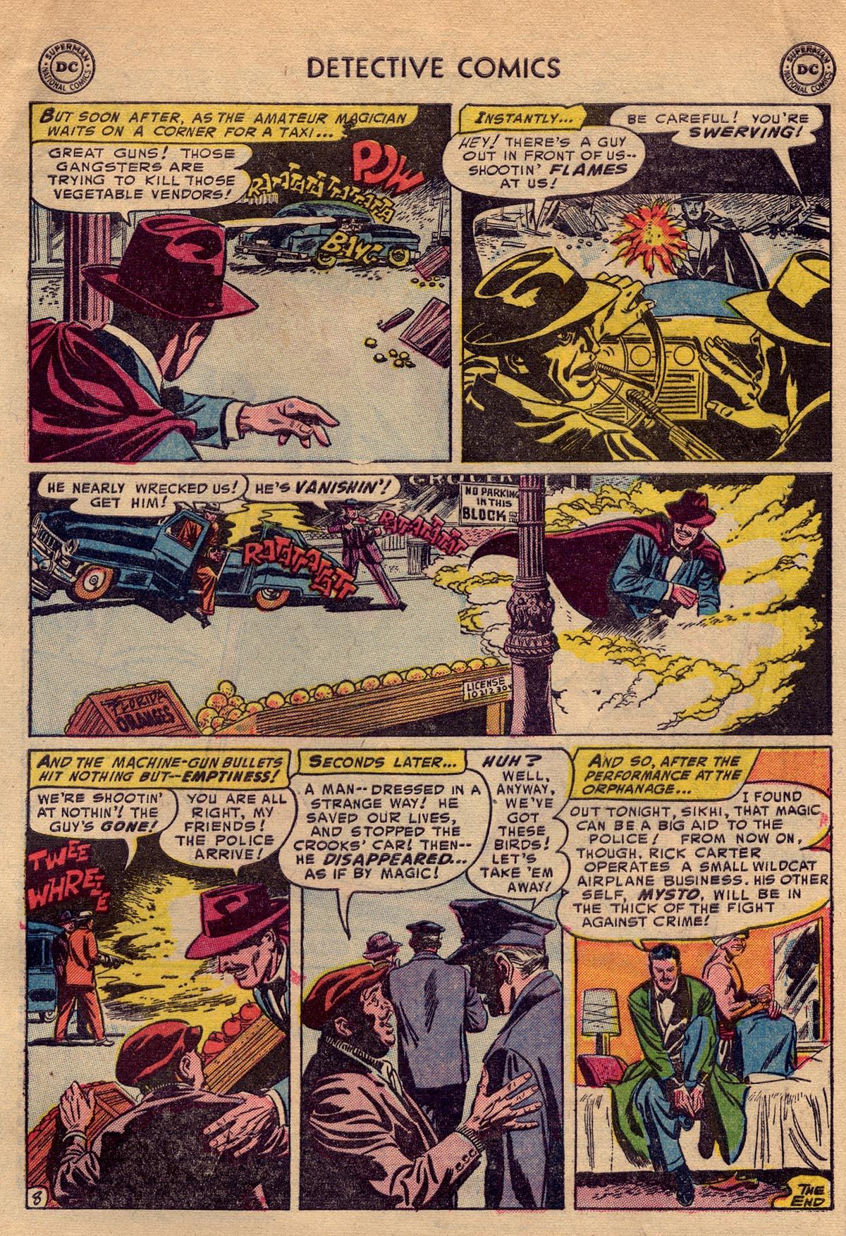 Read online Detective Comics (1937) comic -  Issue #203 - 41