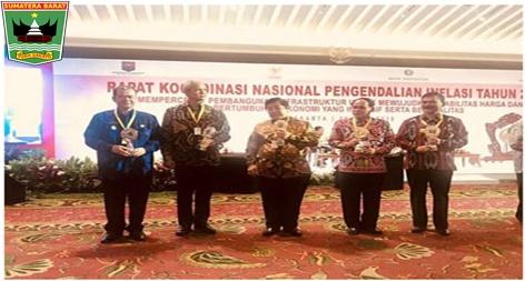 Wagub Nasrul Abit. Peran Perantau Menjadi Inspirasi Bagi Pemerintah Sumatera Barat
