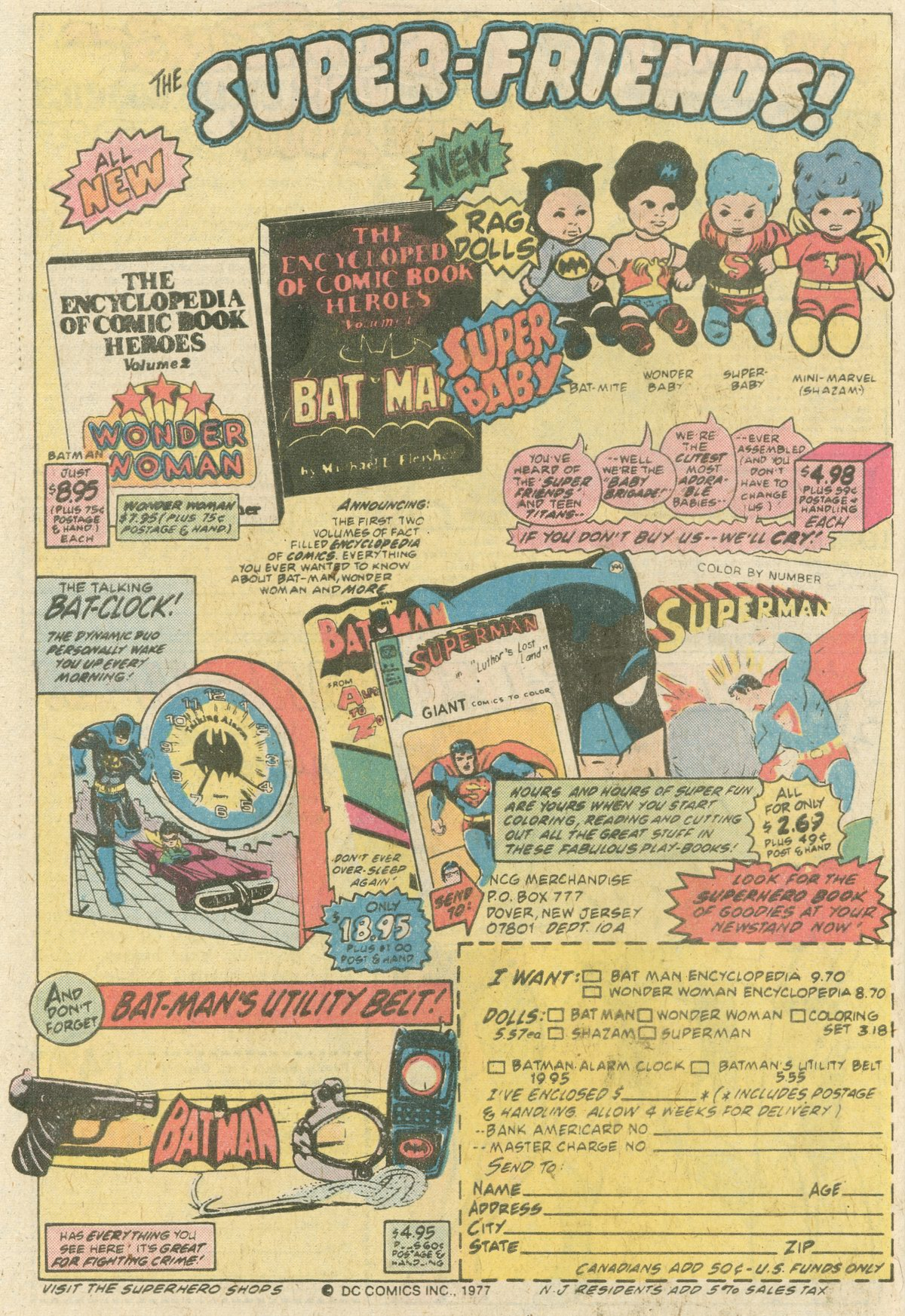 Read online World's Finest Comics comic -  Issue #244 - 64