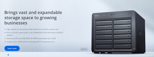 SYNOLOGY India 2019.