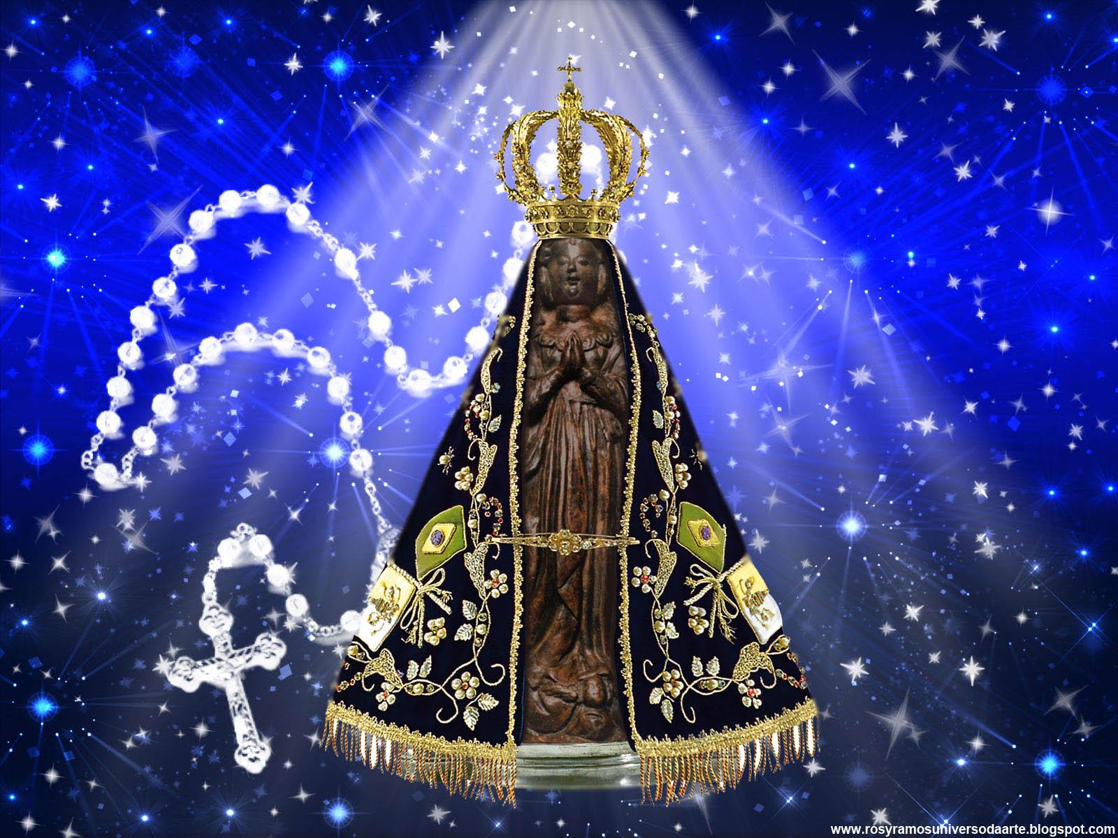 No Dia De Nossa Senhora Aparecida Reze à Padroeira Do: Padroeira Do Brasil: A História Da Santa De Nossa Senhora