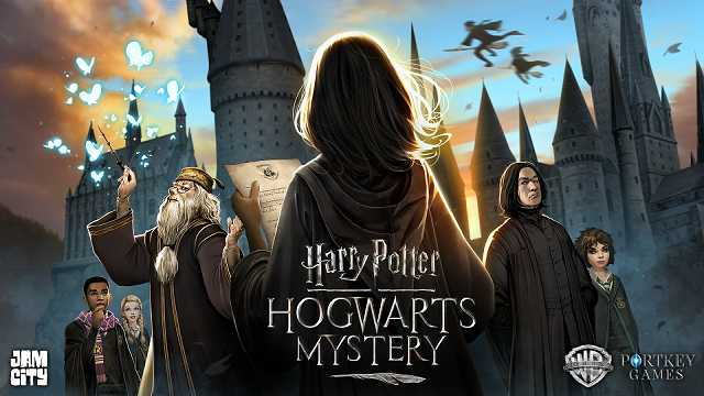 Download Harry Potter Hogwarts Mystery Mod APK Game