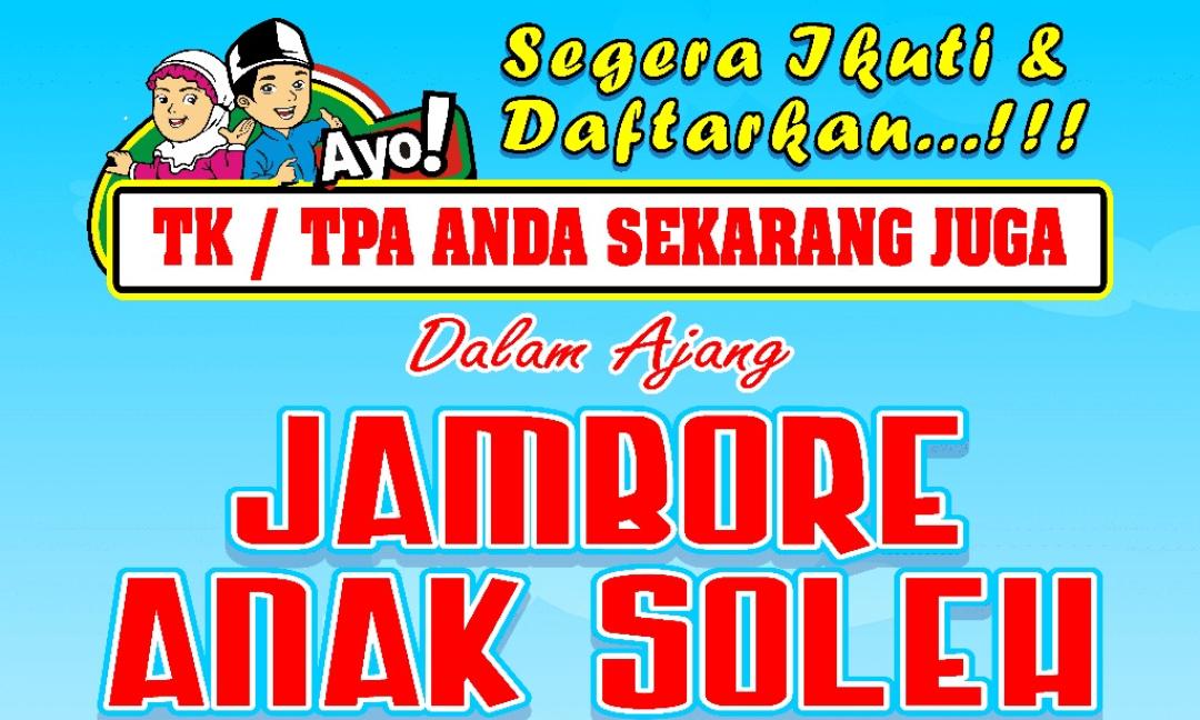 Ayoo..Ikutan Jambore Anak Sholeh se Tana Toraja, Seru Loh