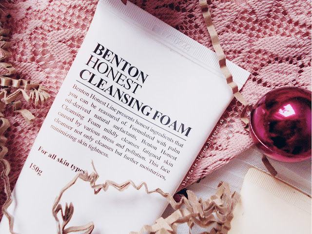 Benton Honest Cleansing Foam Review