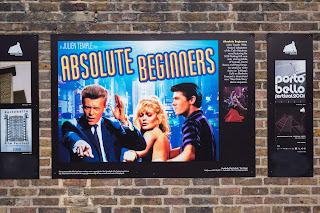 London Portobello Road, Cinema Poster David Bowie