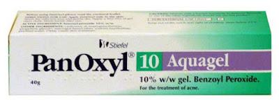 obat jerawat dan harga--Panoxyl 10 Aquagel
