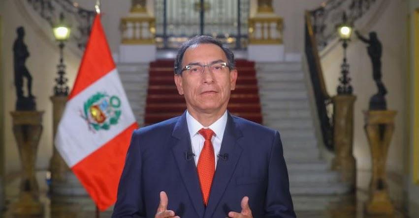 Presidente Martín Vizcarra es la persona más poderosa, según encuesta IPSOS