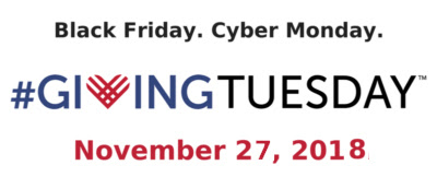Click here to give on #GivingTuesday