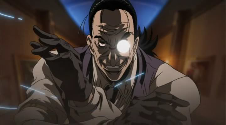 Gaminez: [WISH LIST] Anime characters debuting in anime ...Hellsing Ultimate Characters