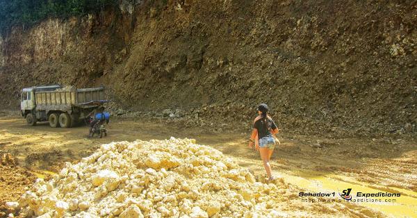 Road Construction Barangay Datu Siargao - Schadow1 Expeditions