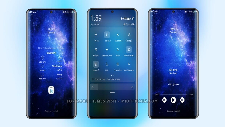 Mi 10 Theme for Xiaomi Devices
