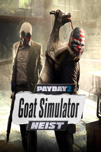Download PAYDAY Goat Simulator Heist Full Version – HI2U