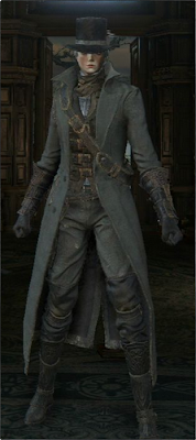 Top Hat Hunter Set