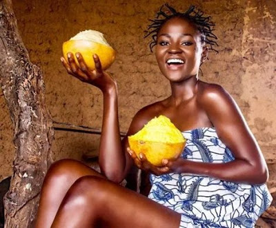 I Am Just An African Village Girl Sharing My Culture With The World - Hamamat Montia