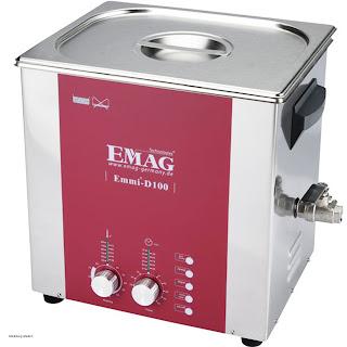เครื่องล้างความถี่สูง รุ่น Emmi-D100