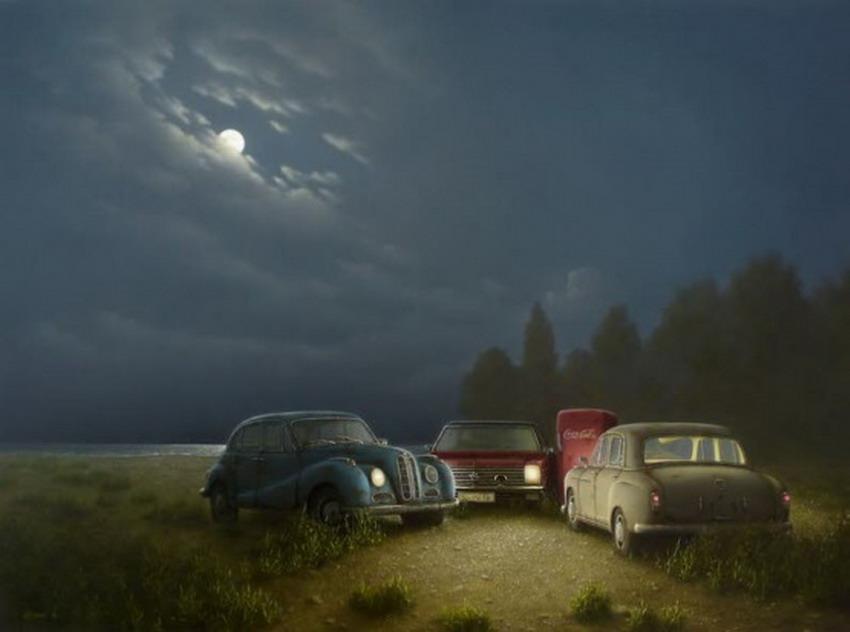 Im genes arte pinturas un toque de surrealismo paisajes - Poco reutlingen ...