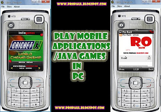 How to Play Mobile Java Games in PC| Download Sjboy Emulator ~ Pro Hack