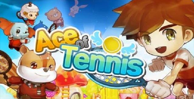 Download Ace of Tennis Game Olahraga Ringan Untuk Android