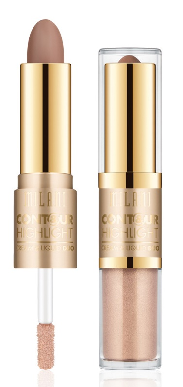 080f1bf12e4 ... blendable matte contour cream and high pigmented liquid illuminator in  one that lets you effortlessly create a sculpted and highlighted look with  the ...