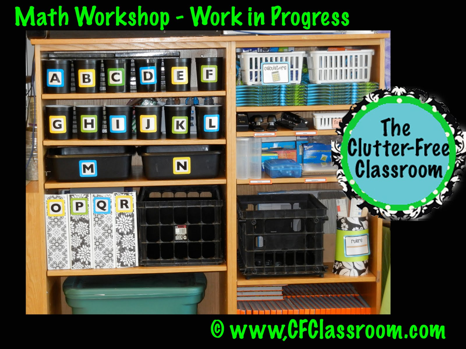 More About Math Workshop