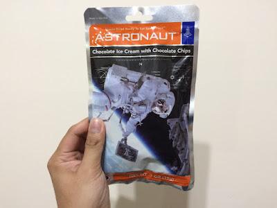 [太空食品] 當不了太空人 吃太空人食物總行了吧! IMG_4111