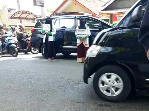 Mpi Fpi Kuningan Galang Dana Rp 31 5 Juta Untuk Korban Gempa Dan