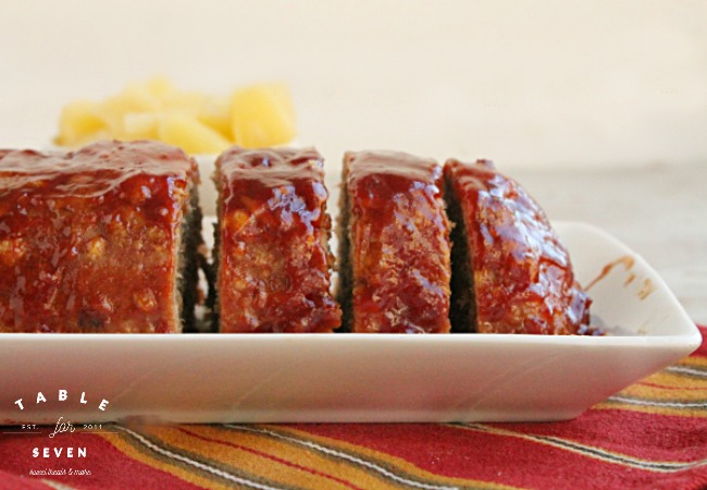 Pineapple Meatloaf