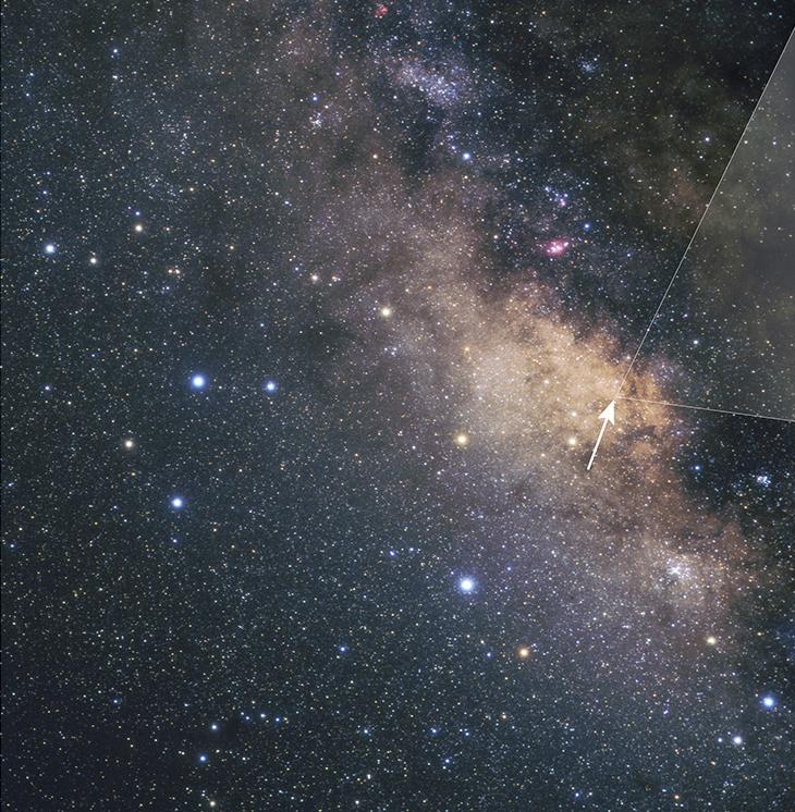 고든의 블로그 구글 분점: 우주 이야기 389 - 우리 은하의 고대별을 본 허블 우주 망원경