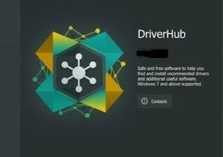 افضل, واحدث, برنامج, للبحث, عن, تحديثات, التعريفات, وبرامج, التشغيل, للكمبيوتر, DriverHub, اخر, اصدار