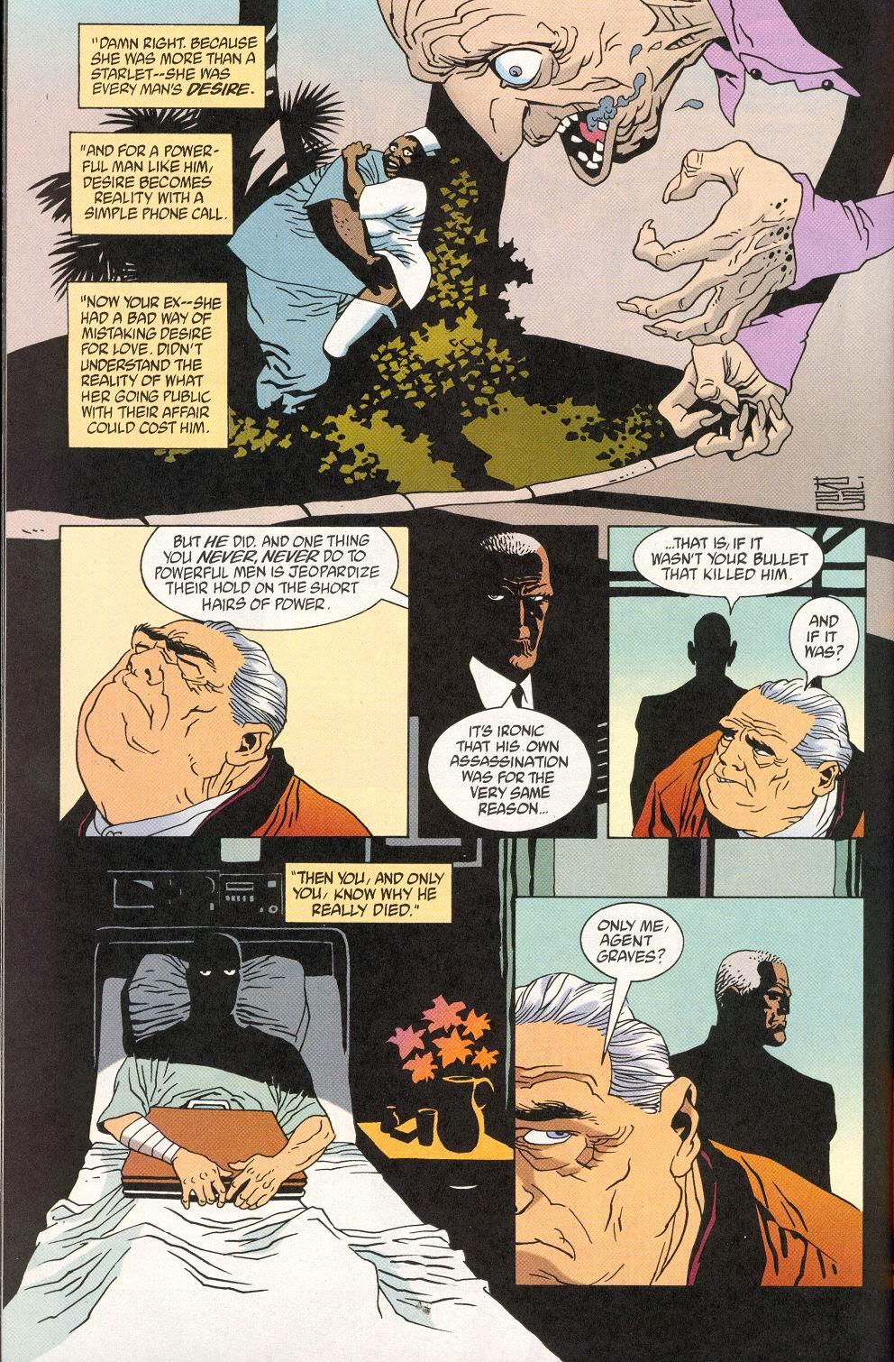 Read online 100 Bullets comic -  Issue #27 - 23