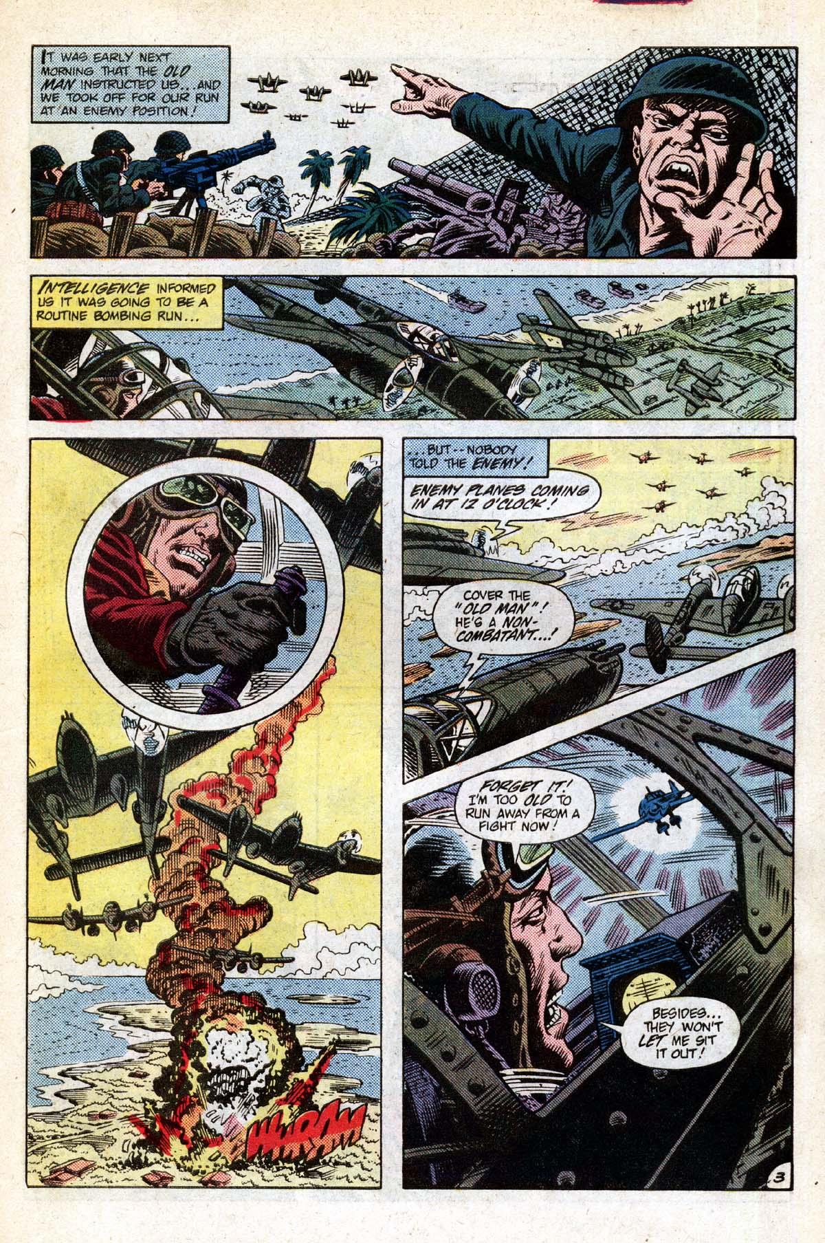 Read online Sgt. Rock comic -  Issue #391 - 24