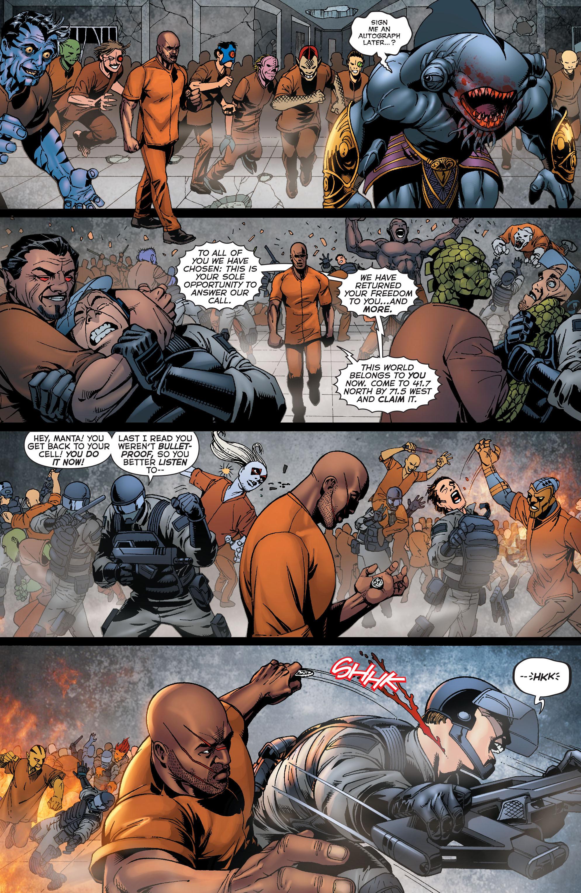 Read online Aquaman (2011) comic -  Issue #23.1 - 8