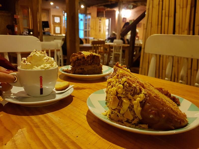 cafeteria no Atacama