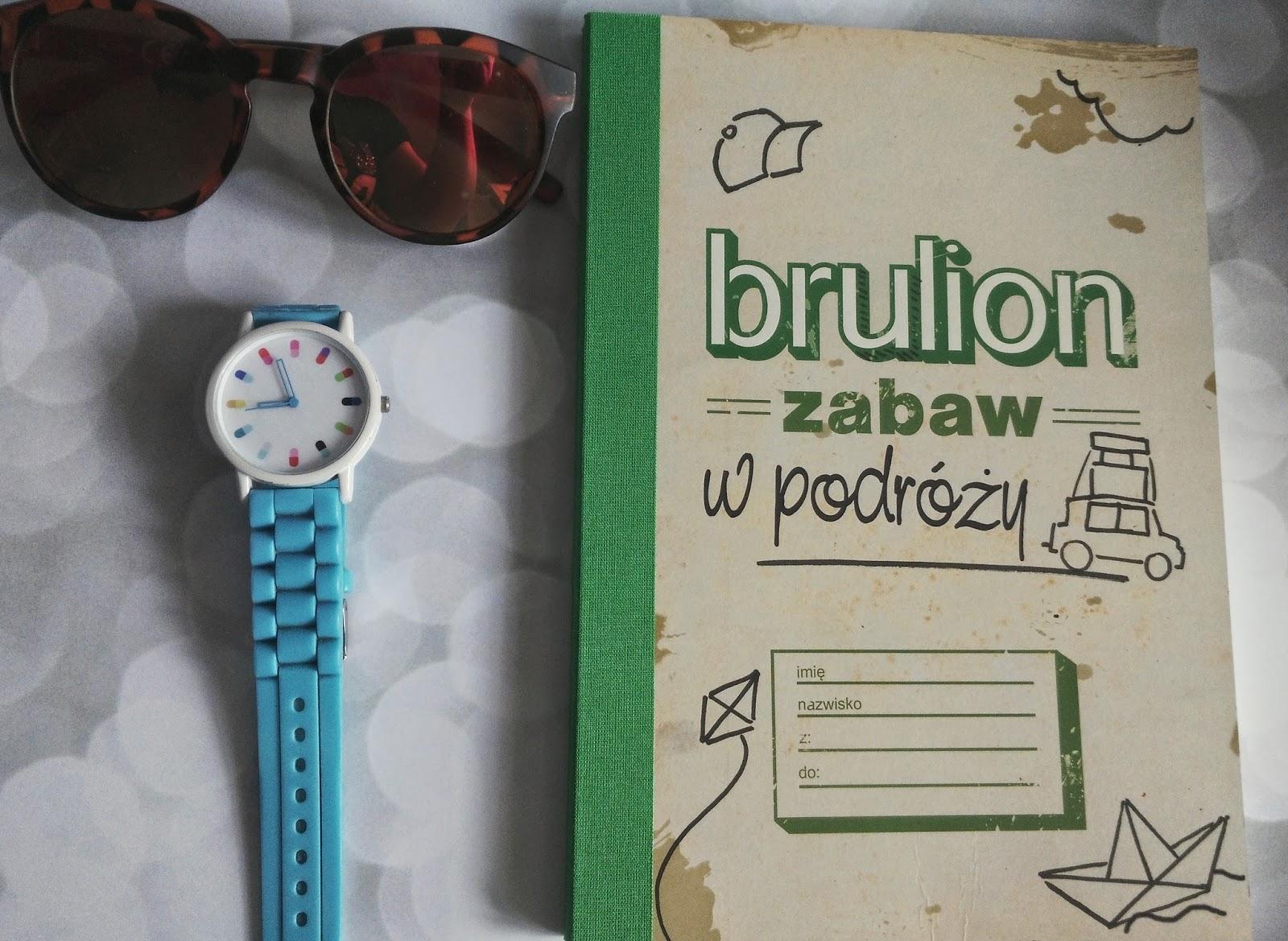 Brulion zabaw w podróży - recenzja