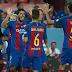 Barcelona ganó 2-0 al Sevilla