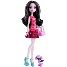 MH Ghoul's Beast Pet Draculaura Doll