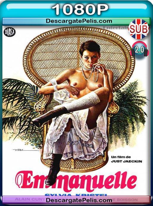 Emmanuelle (1974) 1080P BRrip Frances – Ingles