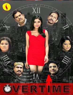 Poster Of Bollywood Movie Overtime (2011) 300MB Compressed Small Size Pc Movie Free Download worldfree4u.com